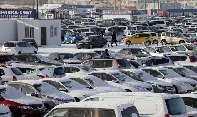 В руководстве готовят порядок ограничения импорта автомобилей изЕС