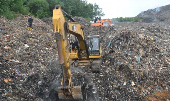 Львов предусмотрел в бюджете 70 миллионов на «мусорную проблему»