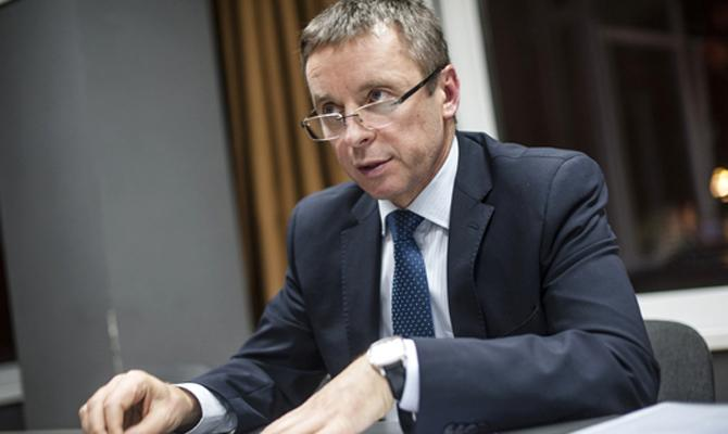 Миклош призвал ускорить процесс реформирования вУкраинском государстве