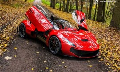 Ferrari и Aston Martin оштрафуют за высокие выбросы