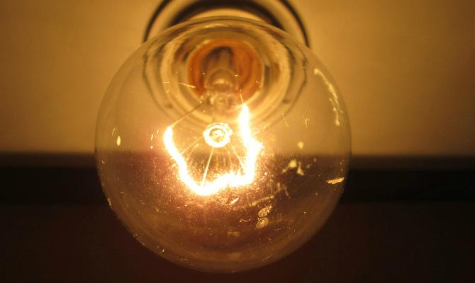 В «Укрэнерго» назвали вероятную причину отключения электричества вКиеве