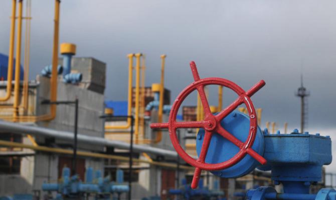 Вукраинских ПХГ хранится 12,7 млрд кубометров газа