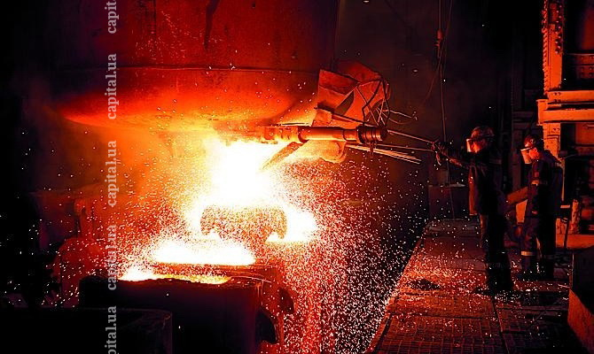 Украина опять не угодила втоп-10 мировых поставщиков стали
