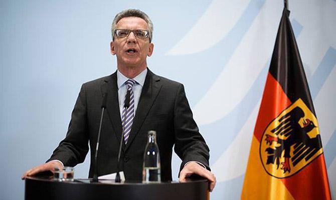 Германия увеличит количество высланных мигрантов в предстоящем 2017 году