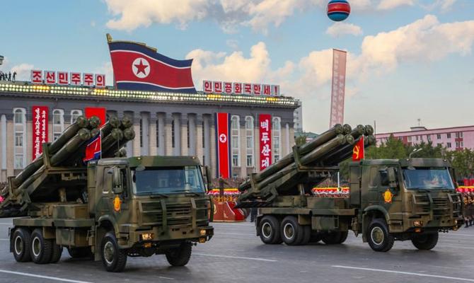 Южнокорейские специалисты поведали, когда КНДР сумеет разбомбить США