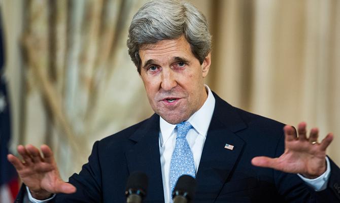 Керри разрабатывает план овзаимном признании Израиля иПалестины
