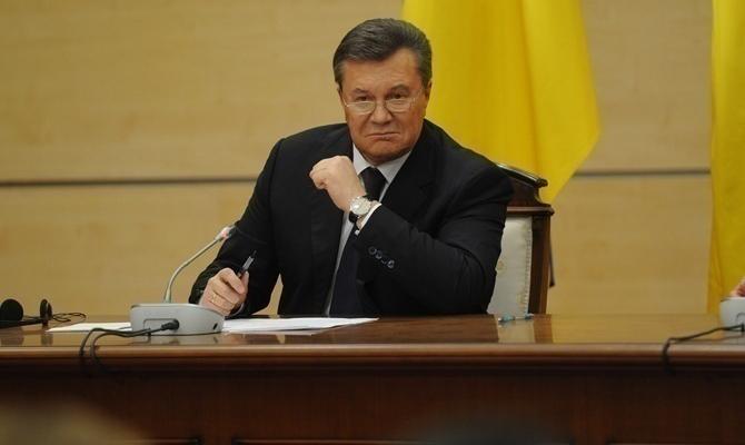 Луценко анонсировал суд над Януковичем в начале 2017 года
