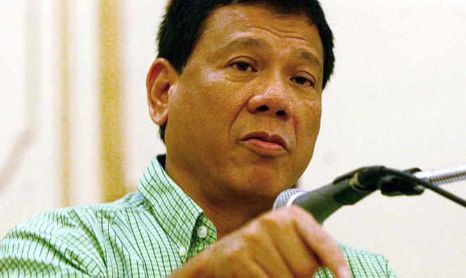 Президент Филиппин назвал всех американских послов «шпионами», связанными сЦРУ