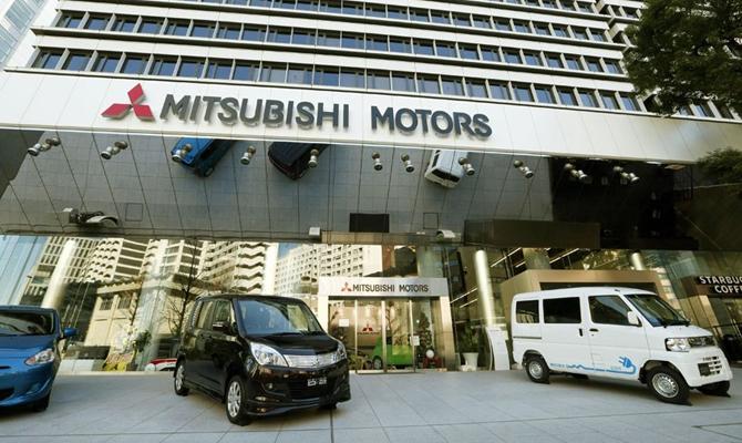 Мицубиши снизила стоимость авто Outlander для государственной милиции