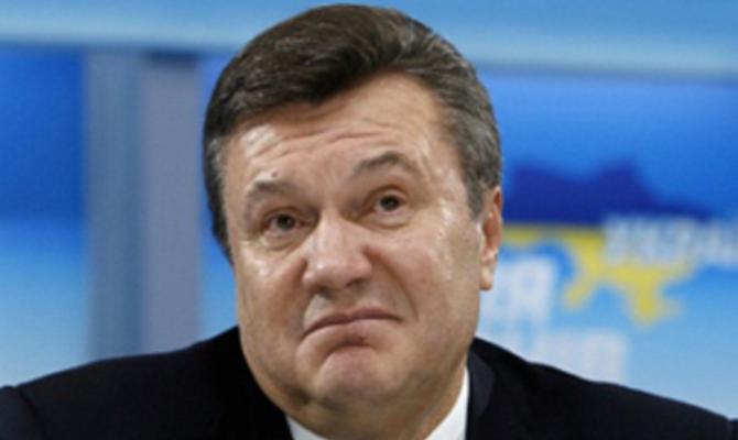 Юристы Януковича через суд требуют заслушать его показания