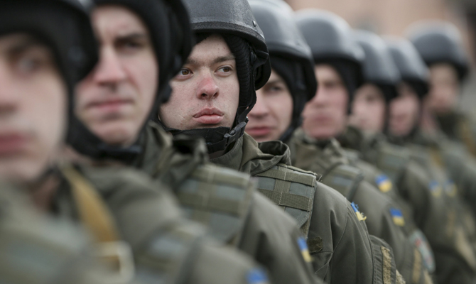 Генштаб ВСУ готовит масштабную мобилизацию офицеров запаса в 2017-ом году