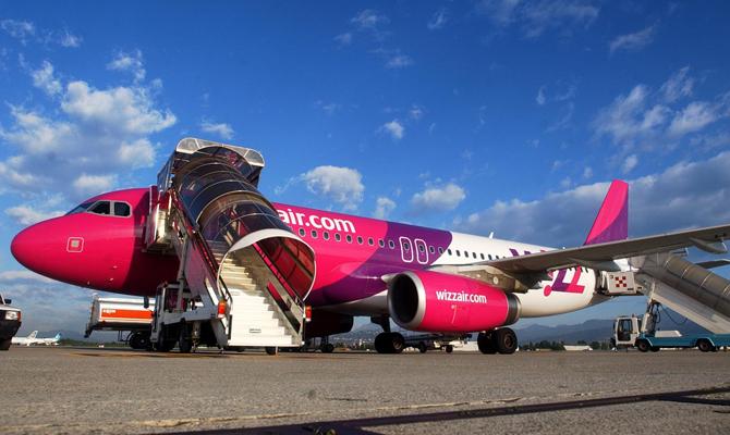 Wizz Air раскрыла информацию поперевозкам наукраинских маршрутах вследующем году