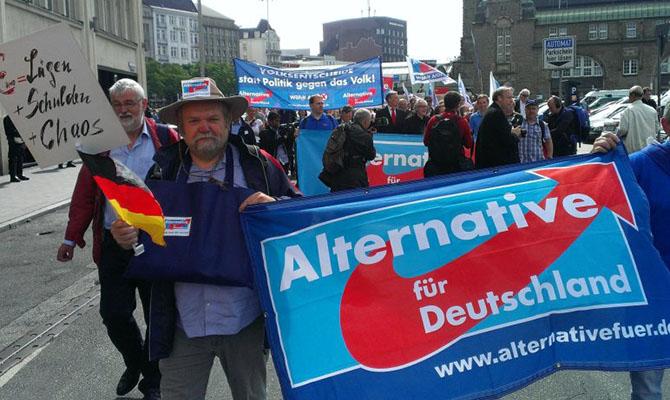Евросоюз грозит распад из-за политики Франции иИталии,— Минэкономики Германии