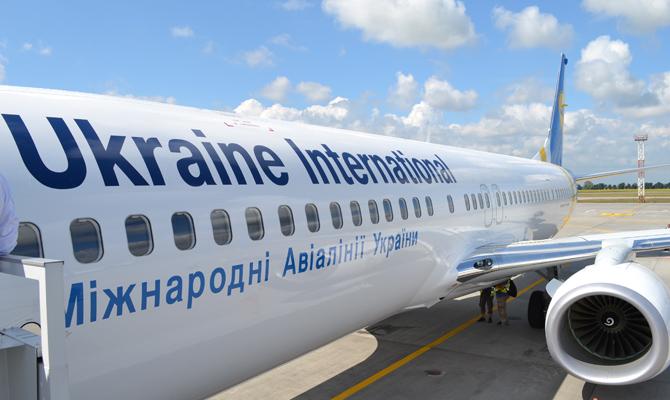 Объемы пассажирских перевозок украинских авиакомпаний в2016 увеличились  неменее  чем на30%