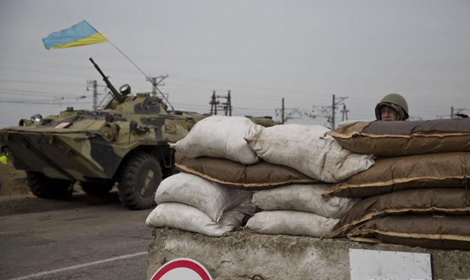 НаЛуганщине запретили ночные пассажирские транспортировки через блокпосты