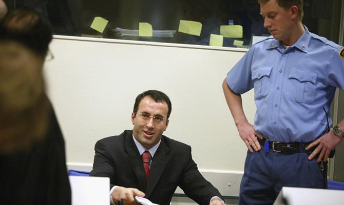 Сербия попросила Францию обэкстрадиции экс-премьера Косово