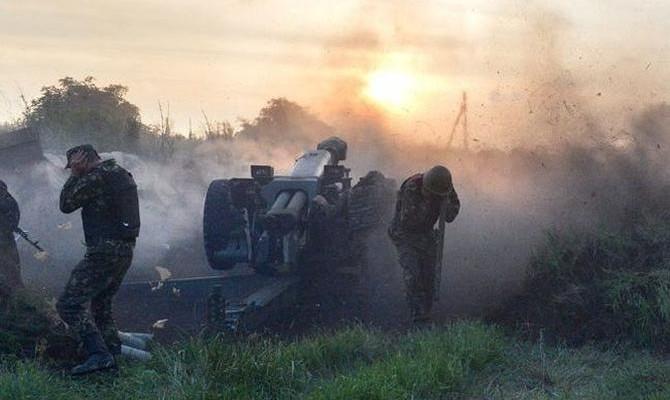 Ситуация наДонбассе: всамом начале суток ранен один военный