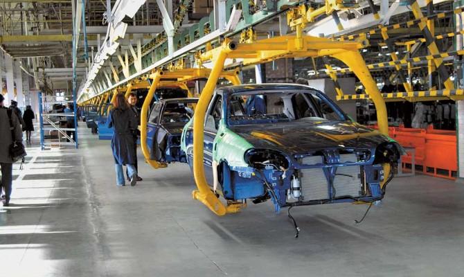 Худший год украинского автопрома: сократилось производство влегковом, грузовом, автобусном сегментах