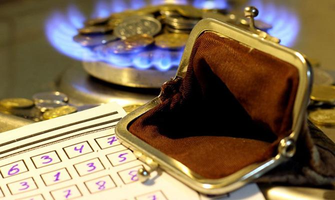 Харьковская область накопила большую задолженность загаз
