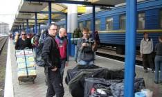 В Украине за 2016 год пассажироперевозки сократились на 6%