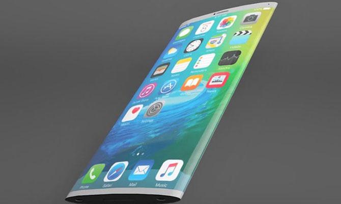 Внынешнем году выйдет iPhone cобернутым вокруг корпуса дисплеем