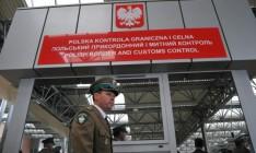 На границе с Польшей стоят почти 500 авто