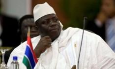 Екс-президент Гамбии сбежал из страны, прихватив из казны $ 11 млн