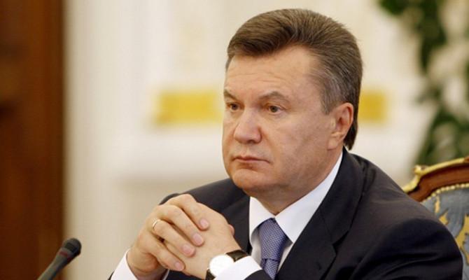 ГПУ вызывает Януковича 27 и30января для допроса