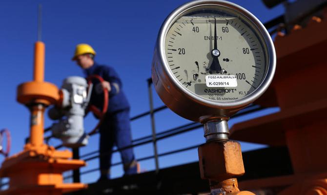 Украина засутки снизила запасы газа вПХГ на0,63% - «Укртрансгаз»
