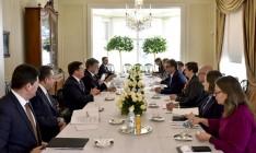 Премьер Финляндии на встрече с Порошенко подтвердил поддержку предоставления украинцам безвиза