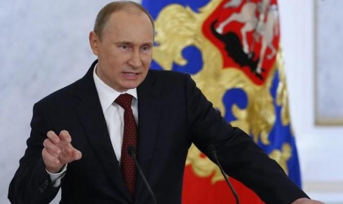Порошенко поведал оподрывной деятельности В.Путина вЕС