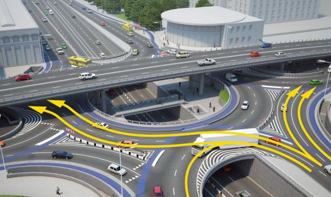 Китайские профессионалы взялись занесколько больших уличных проектов вКиеве