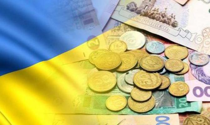 Недостаток бюджета Украины втечении следующего года составил приблизительно 3% ВВП