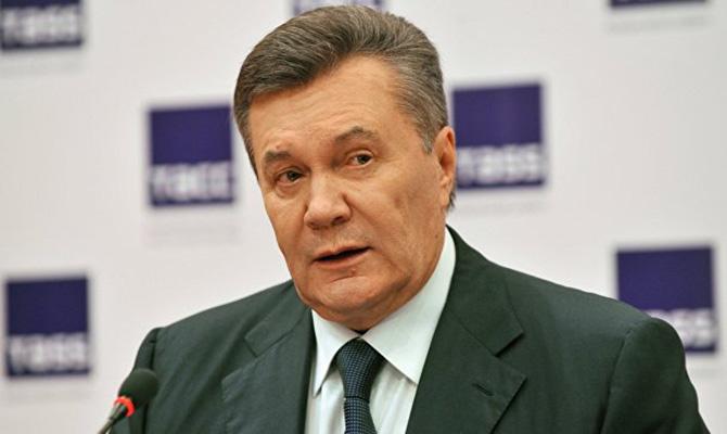 Решение английского суда может быть уже всередине весны — Долг Януковича