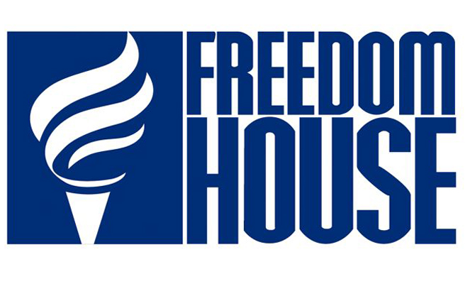 Украина относится кчастично свободным странам— Freedom House