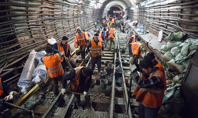Кличко: внынешнем году начнется строительство метро наВиноградарь