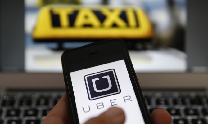 Компания Uber снизила цены напоездки вКиеве
