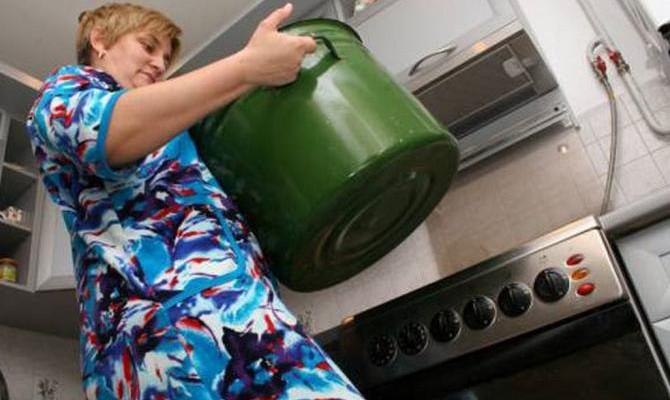 ВЛуганской области 5 тыс. человек остались без воды