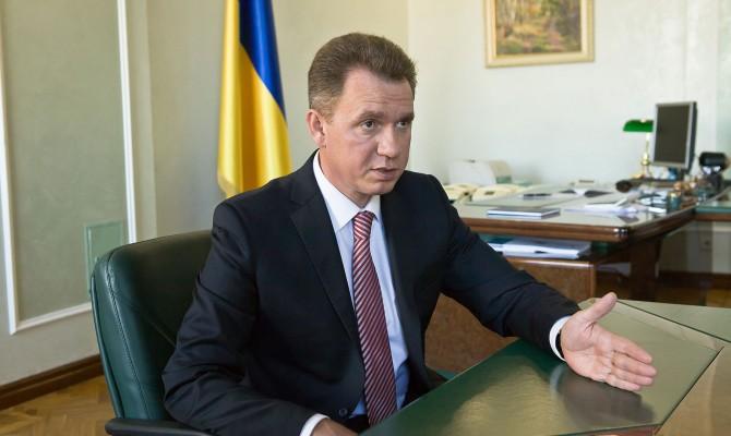 Суд нестал забирать кресло у руководителя Центризбиркома Михаила Охендовского