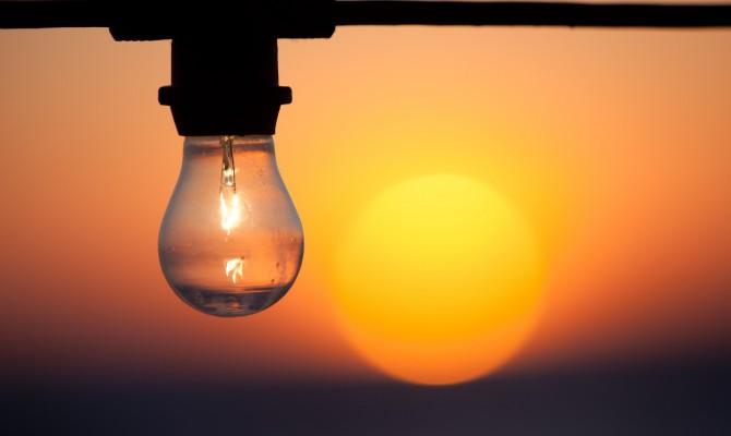 Выключать свет будут в 7-ми областях— РежимЧП