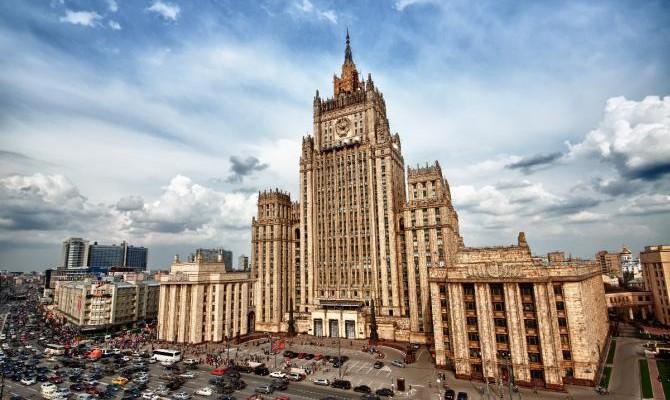Москва ожидает отУкраины соответствующих переговорщиков— МИДРФ