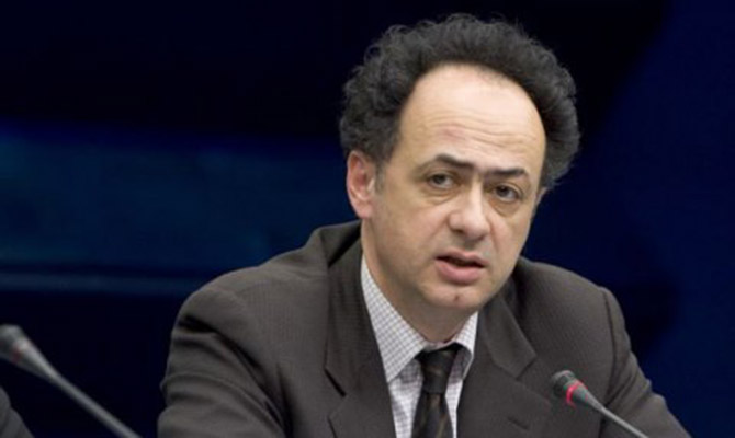 ПосолЕС прокомментировал блокаду железной дороги наДонбассе