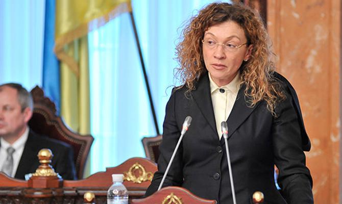 ВСП постановил сократить судью Печерского райсуда столицы Украины И.Отрош