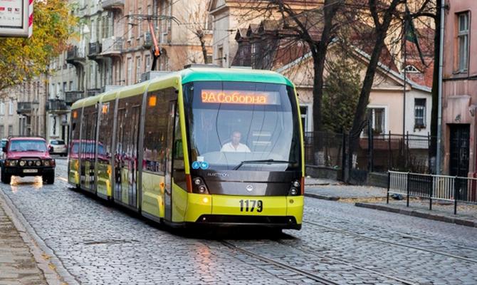 Проезд вольвовских трамваях итроллейбусах можно оплатить через смартфон
