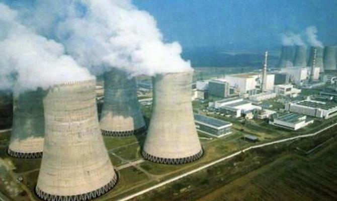 Украинские АЭС обновили рекорд попроизводству электрической энергии