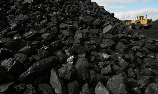 Загод Украина сократила закупки угля в Российской Федерации на36%