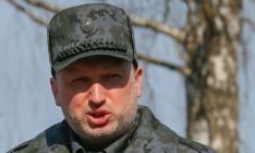 Турчинов выступил за дальнейшее повышение зарплат военным