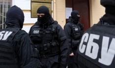 СБУ проводит обыск в Ровенском областном совете