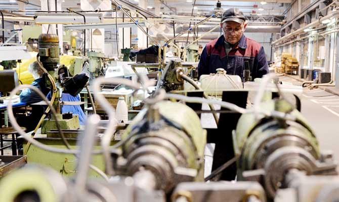 Рост промышленности в январе превысил 5%
