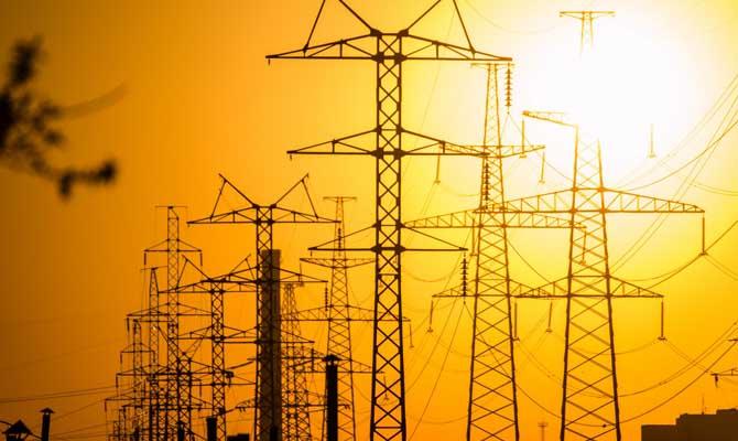 Повышение тарифов наэлектроэнергию
